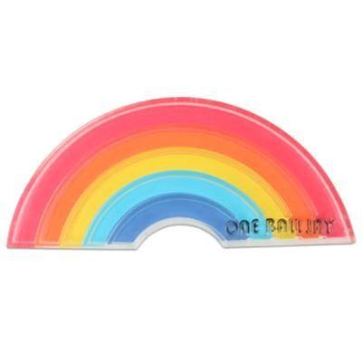 One Ball Jay Rainbow Stomp Pad