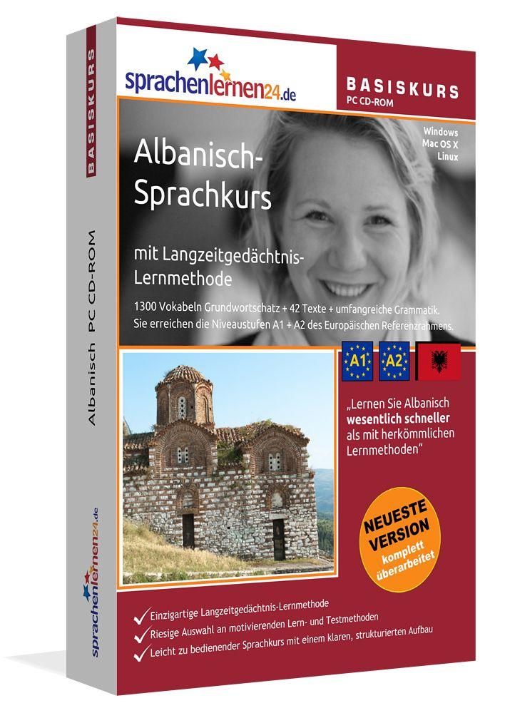 Albanisch lernen Albanisch-Sprachkurs