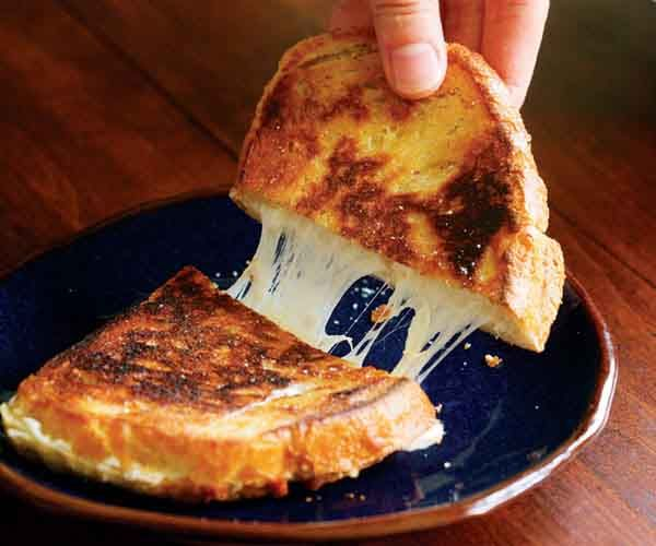 The Rules of Melting Cheese:  Guidelines for success prevent a stringy mess from finecooking.com