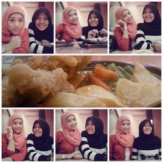 Tesha Putri 143: o> With Yani @Moen2