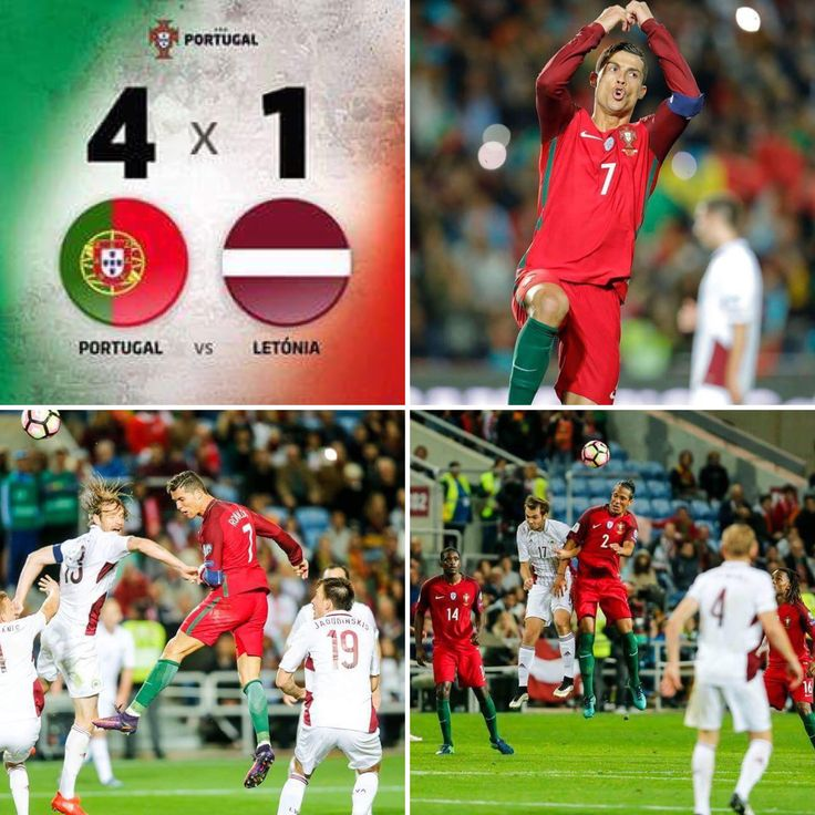Portugal 4 Vs 1 Latvia  World Cup - UEFA Qualification:: group B  Have you guys support your football team MQQ88? MQQ88 provided all football match !>>goo.gl/UR6MSy