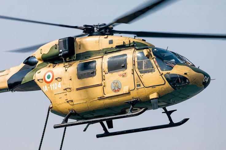 Indian HAL Dhruv light helos east or west? hmmmm