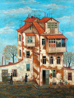 Zviad Gogolauri, Country House