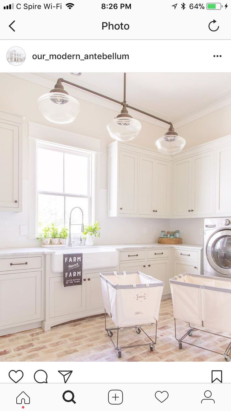 Layout And Floors Less Cabinets Large Laundry Rooms Laundry