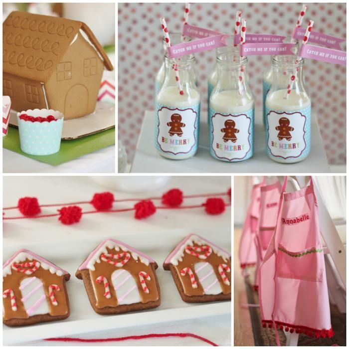 57 Best Gingerbread House Party Images On Pinterest Christmas