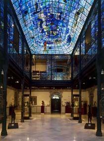 Museum of Art Nouveau and Art Deco Casa Lis (Salamanca - Spain)