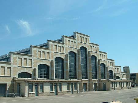 La Halle Tony Garnier, Lyon - France