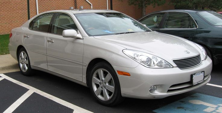 Astounding Lexus ES 330 Photos Gallery