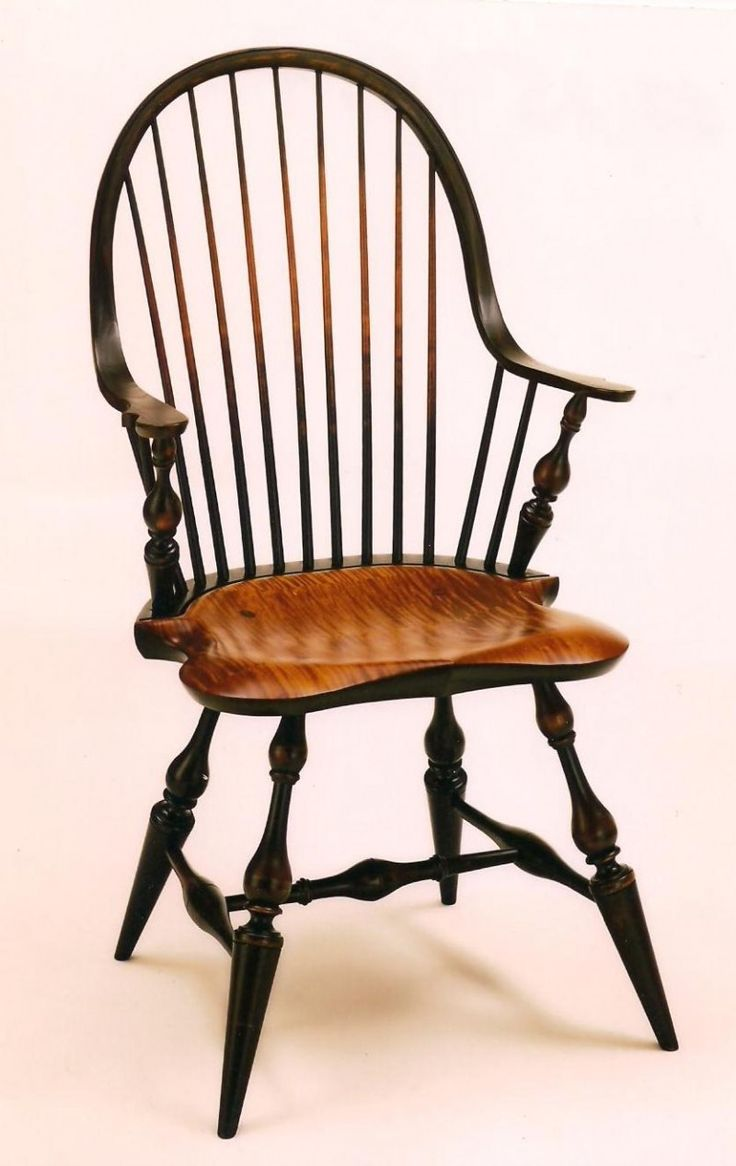 Antique shaker chairs - Continuous Arm Chair In Chairs Treharn Classic Catalog