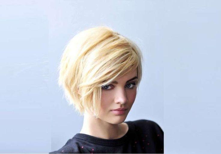 Haircuts for Coarse Hair   Tendenze colore capelli corti 2014 [FOTO]   PourFemme