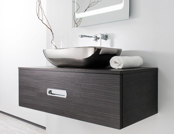 Seattle Anthracite | Bauhaus Bathrooms - Furniture, Suites, Basins - Ultimate Bathroom Solutions