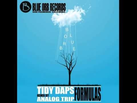 Tidy Daps - Weight (Analog Trip Remix) Blue Orb Records▲ Deep House Elec...