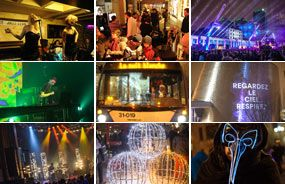 Nuit Blanche Montreal - February 28, 2015
