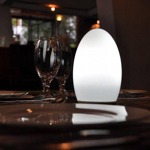pearl egg cordless lamp u2013 insight cordless lighting
