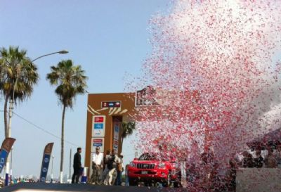 ¿El Dakar 2014 larga en Mendoza?