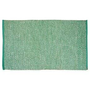 Accent Rug 2'X3' Batik Green - Threshold™ : Target