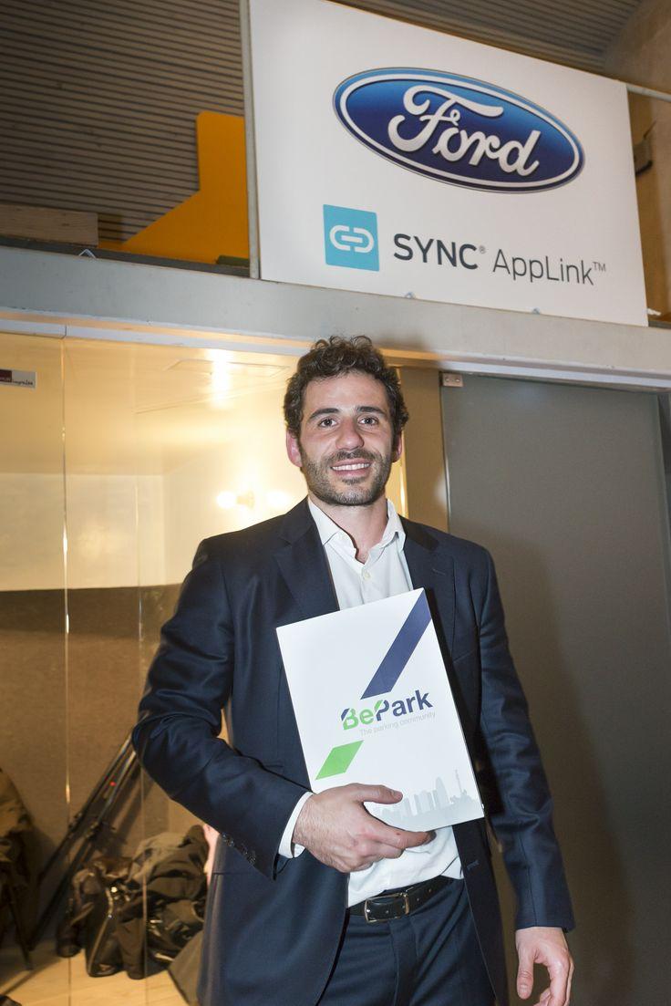 Guillermo Palacios :: desarrollador de negocio en BePark España.