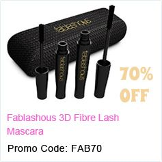 Original Fablashous Fibre Lash Mascara set @ deal price | Forever Cosmetics