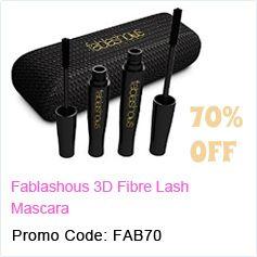 Original Fablashous Fibre Lash Mascara set @ deal price   Forever Cosmetics