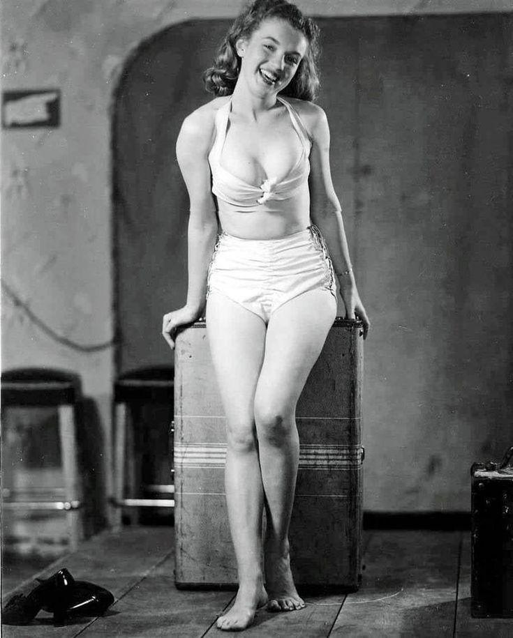 Norma Jeane Mortenson
