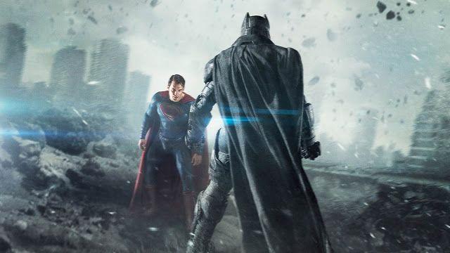 CRÍTICA - BATMAN VS SUPERMAN
