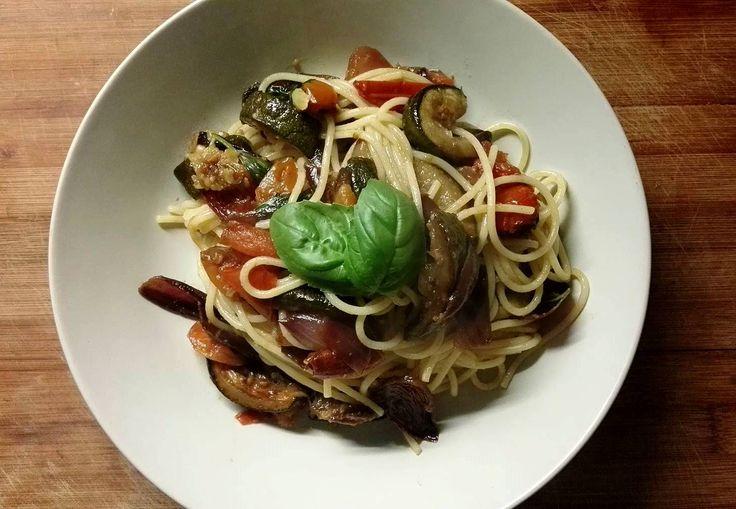 30 perces olasz pasta - Sütőben sült szósszal