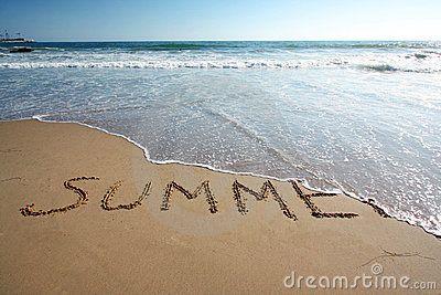 End of summer...kind of sad. :-(