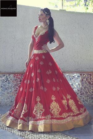Akshay Kalmadi,Akshay Kalmadi Bridal Wear