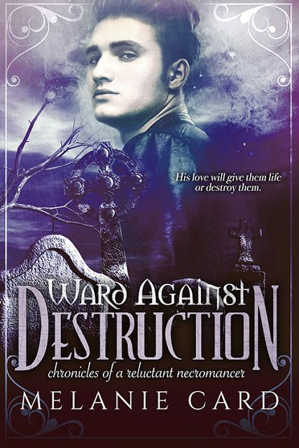 Cover Reveal: Ward Against Destruction