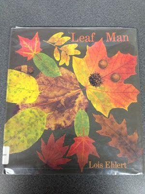 Leaf Man - art based autumn activity
