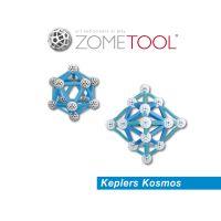 Zometool Europa - Keplers Kosmos  Die Bauschritte 1 und 2 - #education #bildung #lernen #schule #kreativität #mathematik #geometrie #kepler #STEAM #platonische_körper
