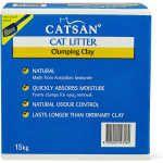 Catsan Ultra Clumping Cat Litter 15kg