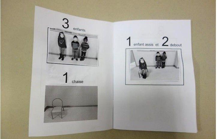 Jouons avec 3 enfants et 3 chaises pour apprendre à mieux compter chez Christine F