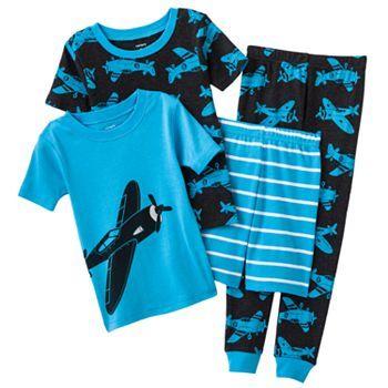 Carter's Airplane Pajama Set - Baby