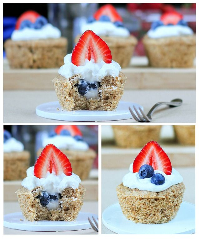 Healthy breakfast cupcakes? YES PLEASE!