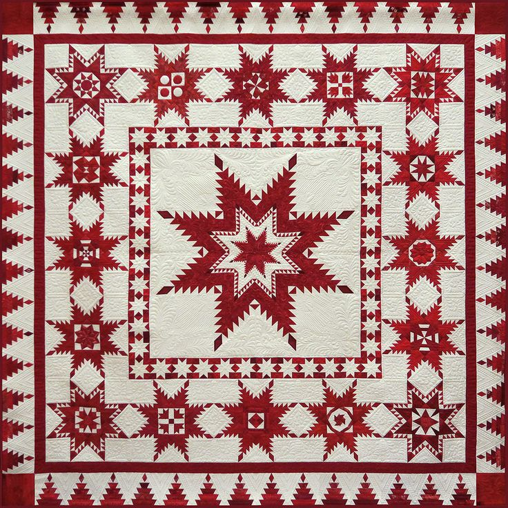 21 best ideas about red and white quilts on pinterest for Red door design quilts