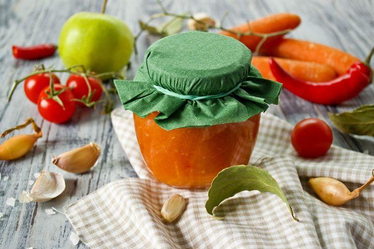 Соус из помидоров с морковью и яблоками на зиму. Пошаговый рецепт с фото - Ботаничка.ru