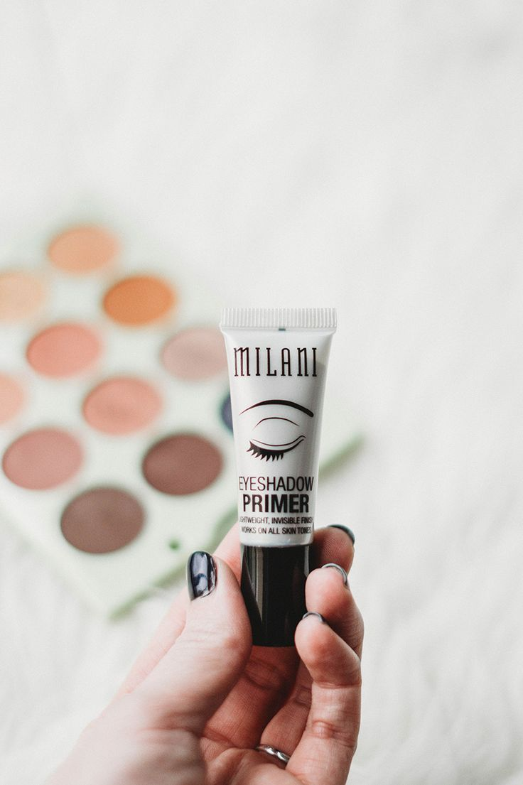 The best eyeshadow primer is available at the drugstore (and it's cruelty free)! I know, I can't believe it either. Click through for more on this affordable eyeshadow primer and then go pick one up for yourself!