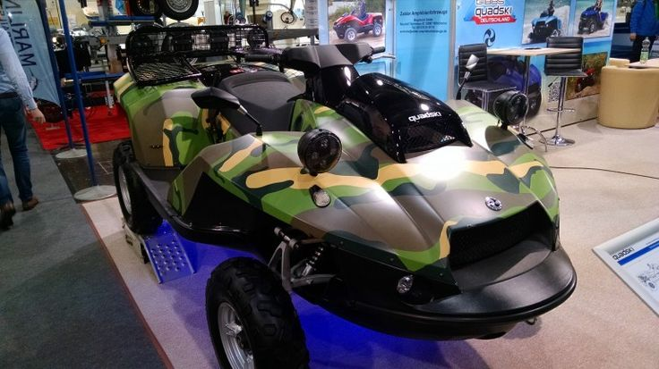 Camo Quadski (Photo: C.C. Weiss/Gizmag)