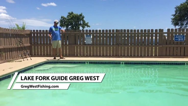 Lake Fork Guide Greg West Fishing Report