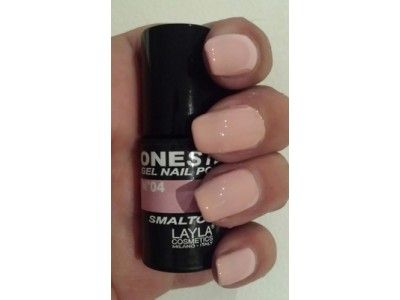 Orgasm, one step gel nagellak van Layla, geen base- en topcoat nodig!