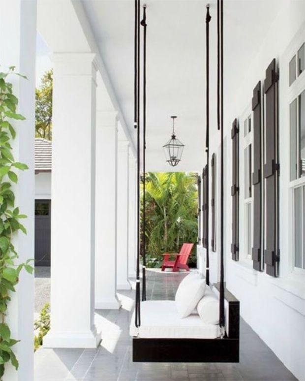 Modern Contemporary Design Blog: Best 25+ Modern Front Porches Ideas On Pinterest