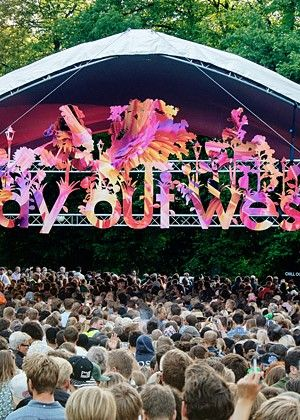 SWEDEN Way Out West Festival | 2016 dates to be released Blur, Bon Iver, and Florence and the Machine have all been among the performers at the Way Out West festival, held in venues all over Gothenburg, Sweden.