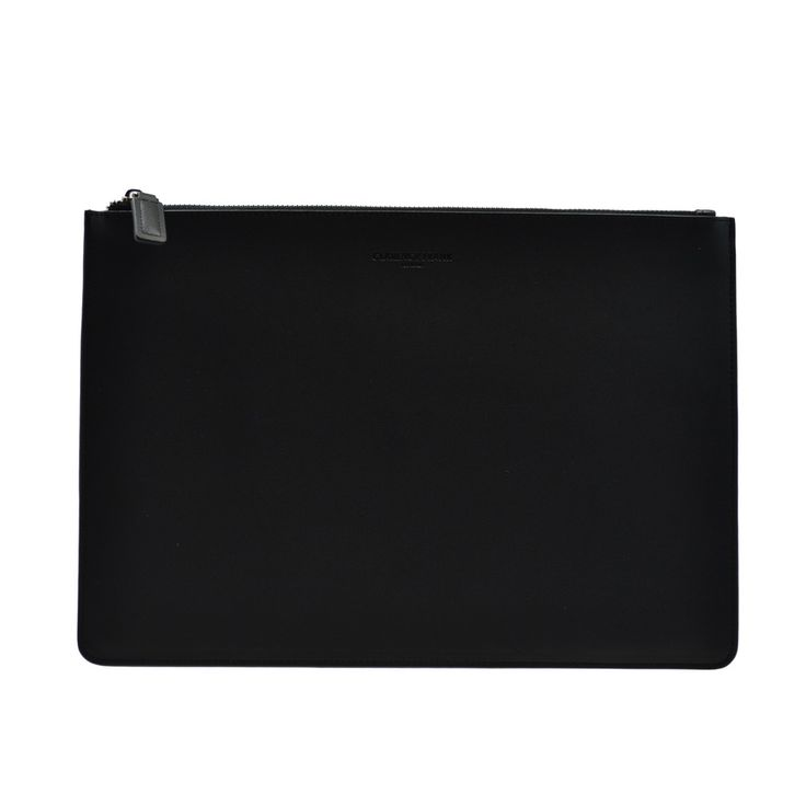 Image of Cindy Large Clutch - Black NEW
