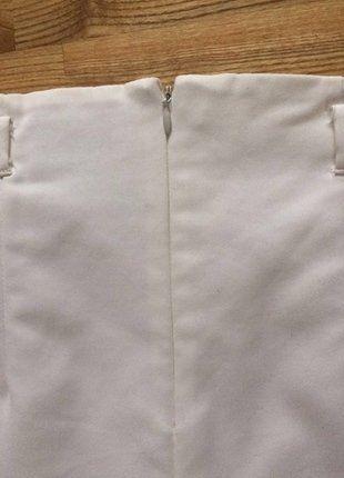 Kup mój przedmiot na #vintedpl http://www.vinted.pl/damska-odziez/spodnice/17161374-biala-olowkowa-spodnica-reserved-40