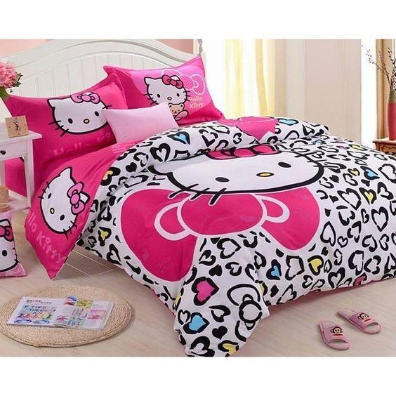(6) hello kitty bedding   H❤️K   Pinterest