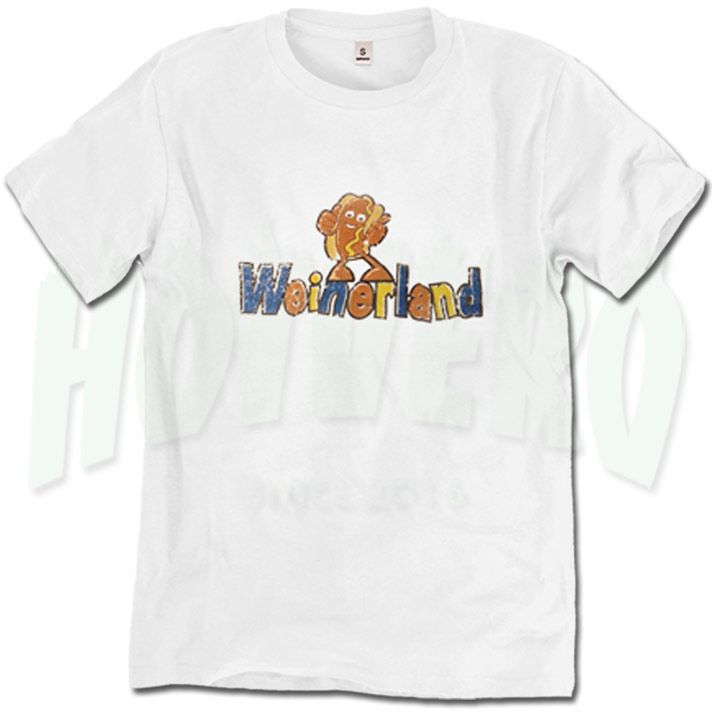 Jerry Leigh Weinerland Classic T Shirt, Cheap Urban Clothing //Price: $14.00//     #menurbanclothing