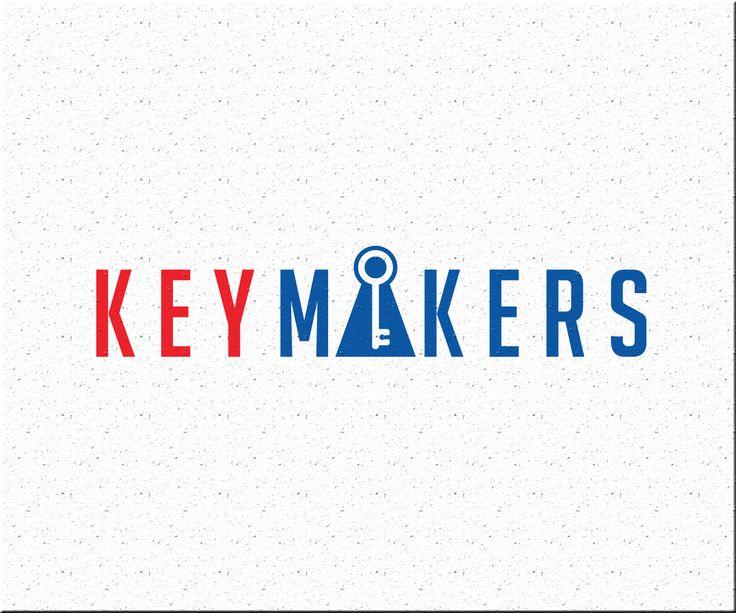 Keymakers senior leadership training program Playful, Modern Logo Design by galihaka