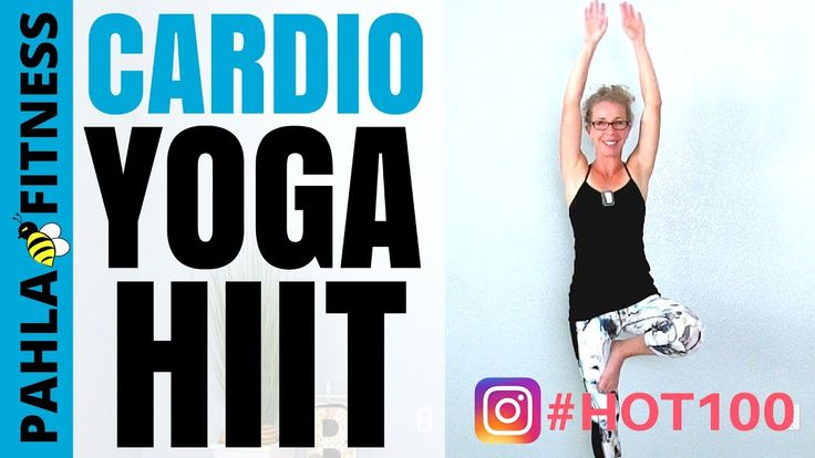 10 Minute High Intensity CARDIO YOGA HIIT Workout for Weight Loss | HOT 100 Challenge Day 26 http://www.fatlosschronicles.org/weight-loss-story/