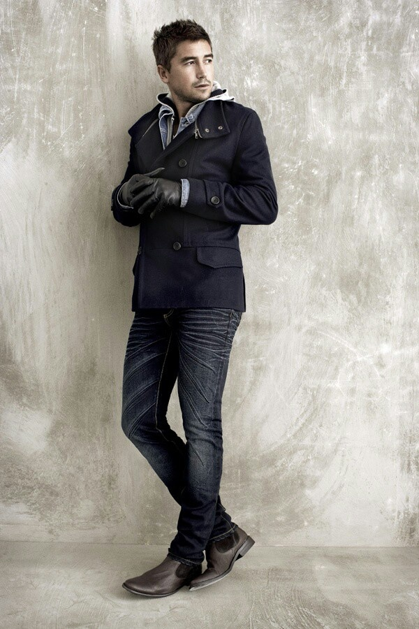Harry Kewell Campaign, for politix (need the coat!